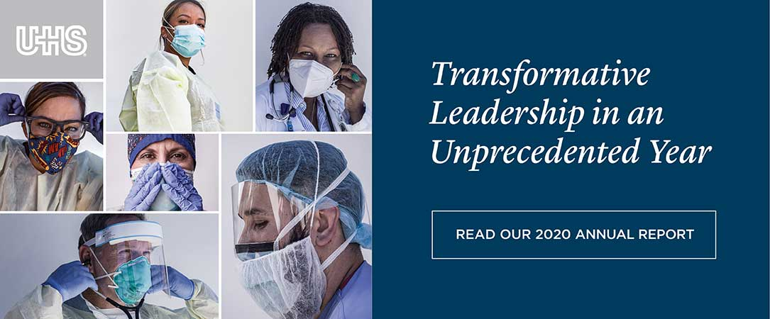 Transformative Leadership in an Unprecedented Year. Read our 2020 Annual Report.